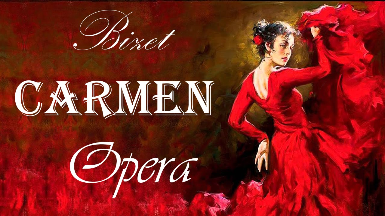 Affiche Opera Carmen